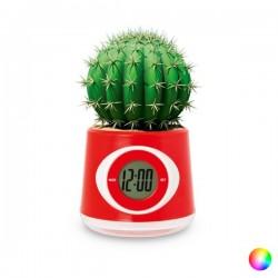 Reloj macetero de sobremesa bicolor 1444