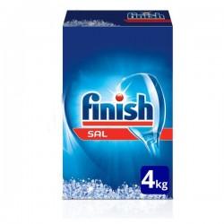 Sal para lavavajillas FINISH 4 kg