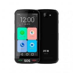 Teléfono libre TELECOM apolo 16/1GB negro