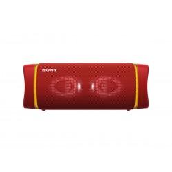 Altavoz SONY SRSXB33 rojo