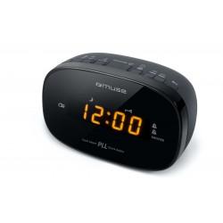 Radio portátil MUSE M-150 cr negro