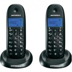Teléfono dect MOTOROLA C1002LB+ duo
