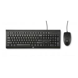 Teclado + ratónhp C2500
