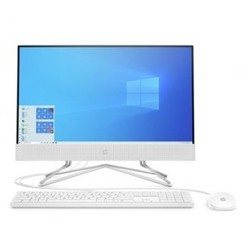 "Ordenador sobremesa HP 22-DF0025NS CEL/4GB/256SS 21,5"""