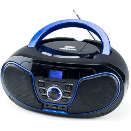 Radio cd DAEWOO DBU-62BL azul
