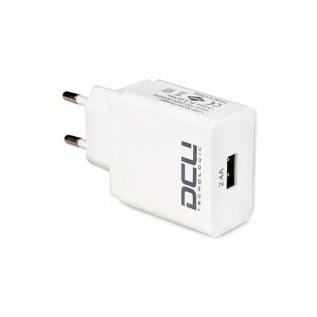 Cargador aliment. DCU 1 x USB 5V 2.4A