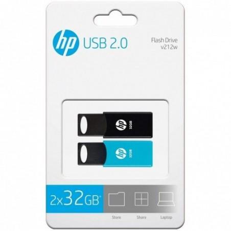Memoria USB HP V212W 32GB 2.0(2UD)