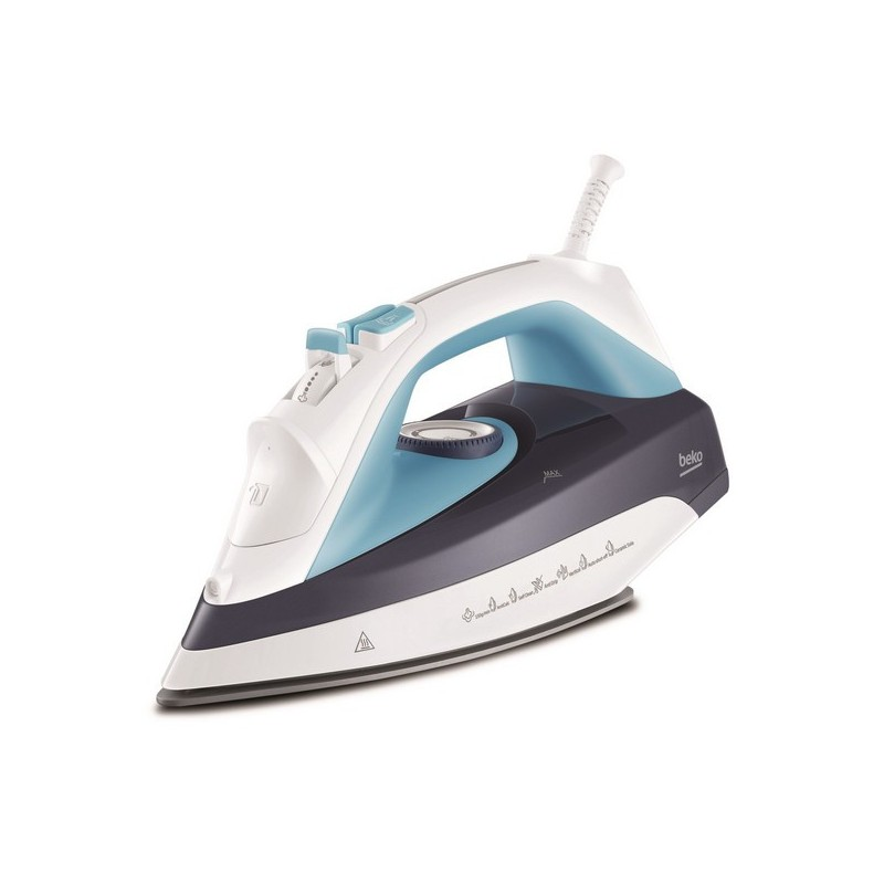 Plancha BEKO SIM7124B azul