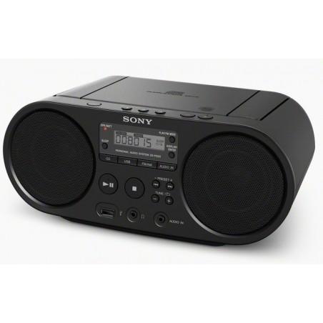 Radio portátil SONY ZSPS50BCED