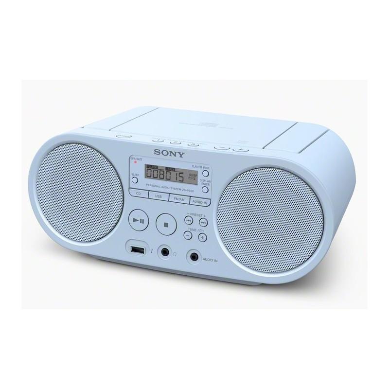 Radio portátil SONY ZSPS50LCED