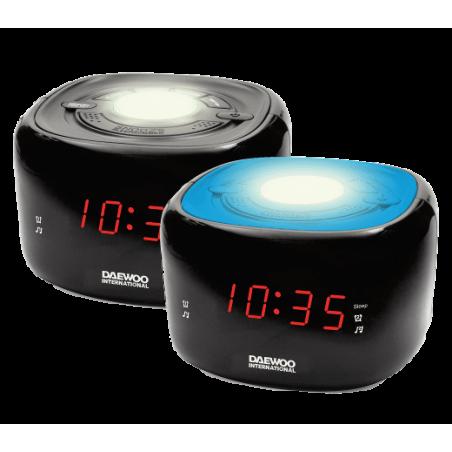 Radio despertador DAEWOO DCR-440B