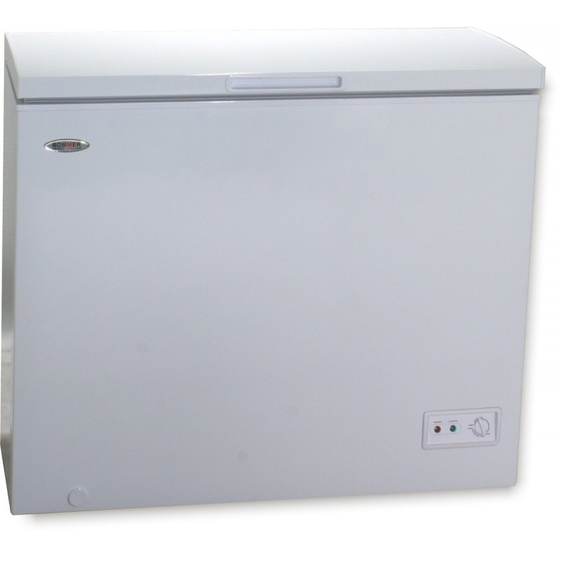 Congelador ROMMER CH212A+
