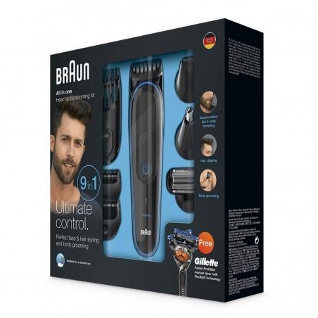 Afeitadora BRAUN MGK3980
