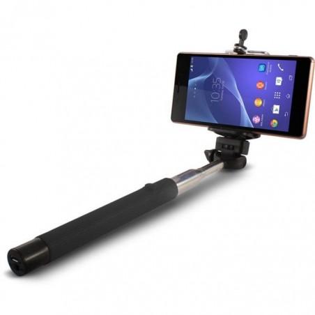 Stick selfie bluetooth ios/android negro