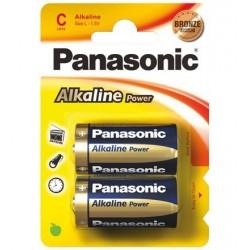 Pack 2 pilas PANASONIC LI548:I662R-14