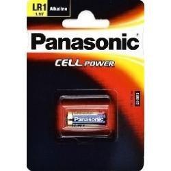 Pila alcalina PANASONIC LR1 1,5V