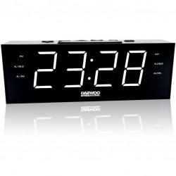 Radio despertador DAEWOO DCR-560