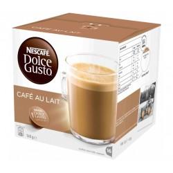Cápsulas dolce gusto cafe con leche pr j