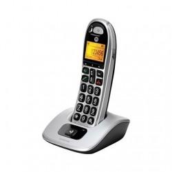 Teléfono dect MOTOROLA CD301 plata
