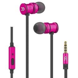 Auriculares AVENZO AV636RS rosa