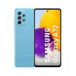 Smartphone SAMSUNG A72 6/128GB azul