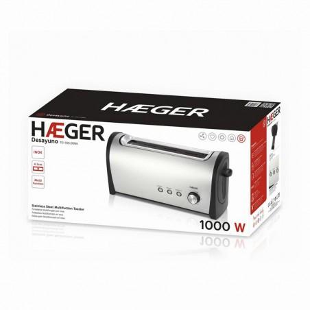 Tostador HAEGER desayuno TO100009A