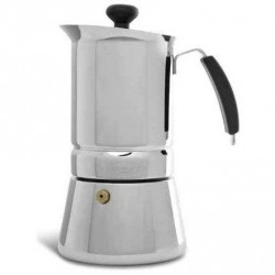 Cafetera OROLEY arges 6T inox