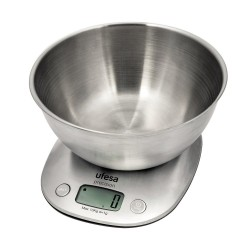 Balanza de cocina UFESA BC1700 +bol