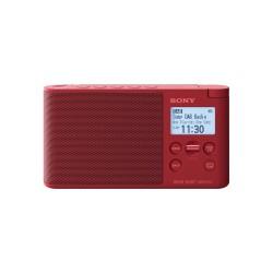 Transistor SONY XDR-S41D rojo