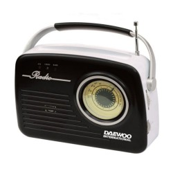 Transistor DAEWOO DRP-130 negro