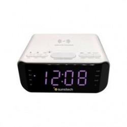 Radio reloj SUNSTECH FRD50BTWCWT