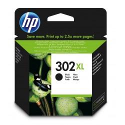 Cartucho HP negra 302XL