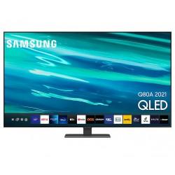 "Televisor QLED SAMSUNG 75"" QE75Q80A 4K"