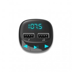 Mp3 car energy sistem FM black