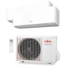 Kit aire acondicionadomultisplit FUJITSU ASY35U2MI-KM