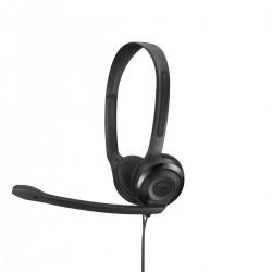 Auricular SENNHEISER pc 3 chat negro