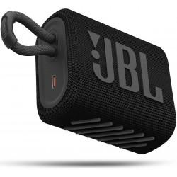 Altavoz JBL GO3 negro