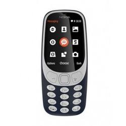 Teléfono libre NOKIA 3310 azul oscuro