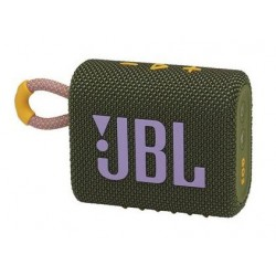 Altavoz JBL GO3 verde