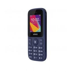 Teléfono libre WIKO F100 azul