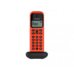 Teléfono ALCATEL D285 rojo