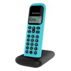 Teléfono ALCATEL D285 turquesa