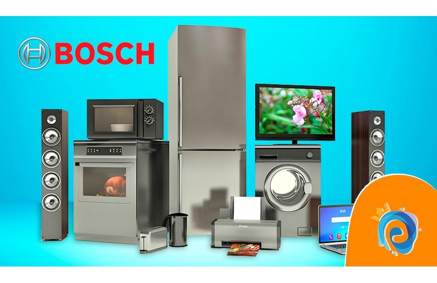Los 4 electrodomésticos BOSCH esenciales en tu cocina
