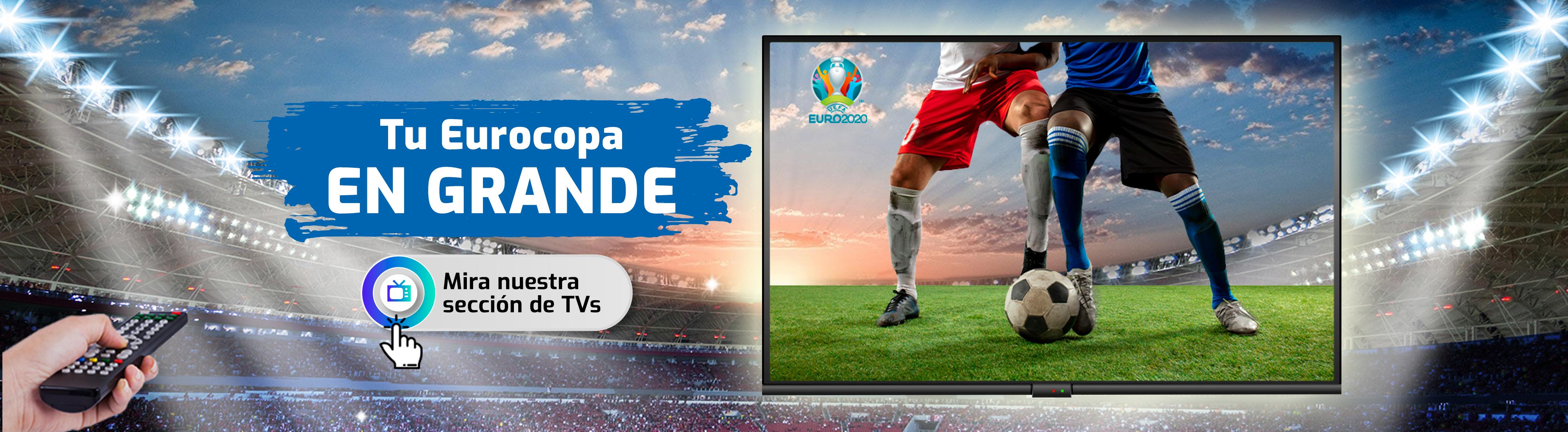 Disfruta esta Eurocopa a lo grande