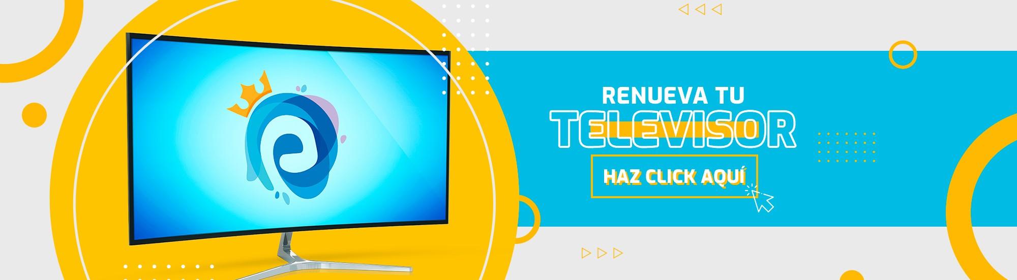 Renueva tu televisor con alguna de nuestras fantásticas opciones al mejor precio